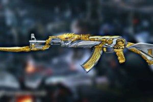 CrossFire's AK-47 Knife Iron Beast